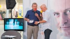 """Virgil Ianţu, aşteptat la Craiova de fanii """"Câştigă România!"""""""