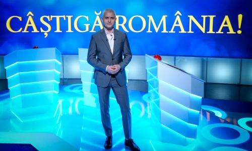 Câştigă România!
