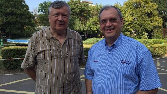 Al Mironov si D Prunariu