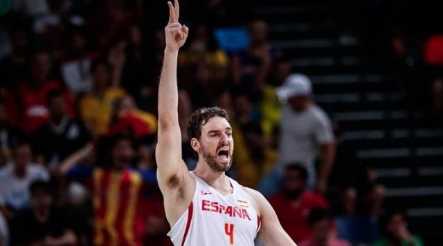 Pau Gasol - Spania