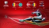 România – Kazahstan şi Danemarca - România, în direct la TVR