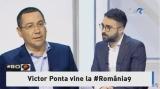 """Victor Ponta, cu dezvăluiri incendiare la """"România 9"""""""