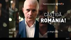 """Noutăți despre """"Câștigă România!"""" aduse de Virgil Ianțu la """"Perfect Imperfect"""""""