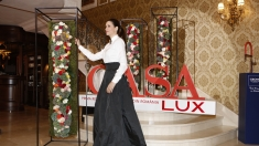 Vedete TVR cu stil la petrecerea Casa Lux