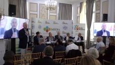 Viitorul mass-mediei internaţionale, în conferinţe moderate de Cătălin Ştefănescu