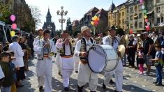 Festivalul Fanfarelor de la Timişoara