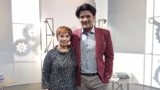 Actorii Ana Ciontea şi Mihai Călin, invitaţii TVR 3
