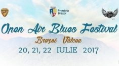 Open Air Blues Festival Brezoi – Vâlcea 2017