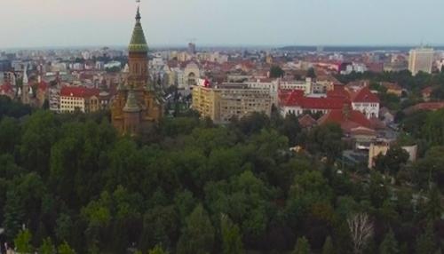 Timișoara 2021- Capitală Culturală Europeană