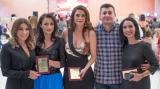 Vedetele TVR, premiate la Gala Performanţei şi Excelenţei 2017