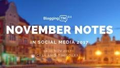 BloggingTM 2.1 este un proiect ambițios