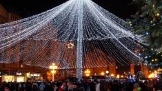 La Timişoara se deschide Târgul de Crăciun