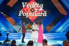 """Alexandru Lilea, în semifinala concursului """"Vedeta populară"""" de la TVR 1"""