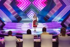 """Maramureşeanca Daria Gâdea, a cincea semifinalistă """"Vedeta populară"""""""