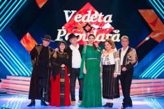 Melodie îndrăgită de Mihail Sadoveanu, cântată în concurs la Vedeta Populară