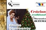 Crăciun tradițional la Filarmonica Oltenia