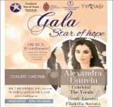 Concert caritabil, transmis de TVR Iaşi