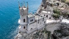 Ţărmuri crimeene: Yalta şi Bakhchysarai