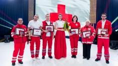 Iuliana Tudor a prezentat Gala Crucea Roşie la TVR 1
