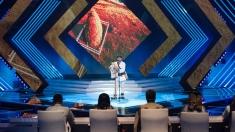 """Mihai Moldovan, baciul din Mureş, calificat în semifinala """"Vedeta populară"""""""