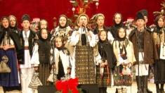 """""""Tezaur folcloric"""": Cântec din suflet de român, în Ajun de Crăciun la TVR 1"""