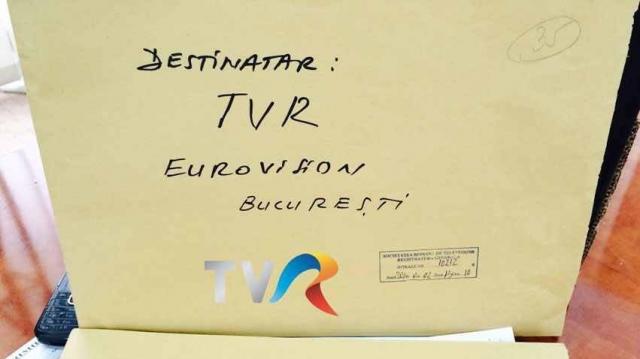 Inscrieri Eurovision