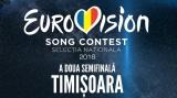 semifinala Timisoara Eurovision