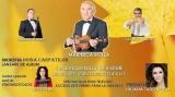 Spectacol aniversar: De la Anotimpurile lui Vivaldi la Rapsodia lui Enescu