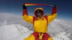Horia Colibăşanu, alpinistul care a cucerit cele mai înalte vârfuri