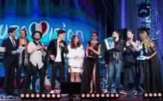 Making of Eurovision România 2018, Semifinala de la Focşani