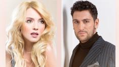 Diana Dumitrescu şi Cezar Ouatu prezintă Eurovision România