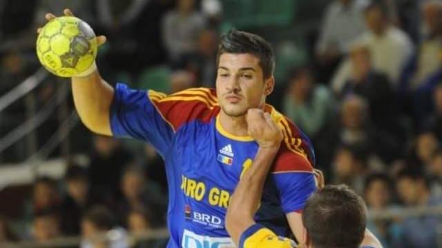 Alexandru Simicu handbal