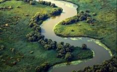 Dunărea, fluviul-regină la Teleenciclopedia