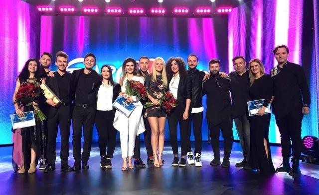 The Humans, Teodora Dinu şi Dora Gaitanovici sunt în finala Eurovision România