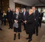 Margareta in vizita la TVR
