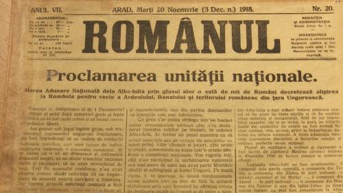 România centenară