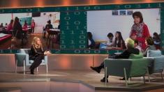 """La TVR 1, Irina Păcurariu prezintă """"Profesori de milioane"""""""