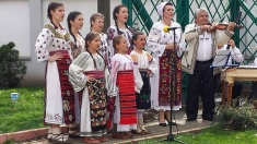 În familie cu Simona Crețan