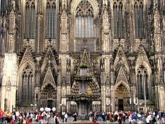 Minunăţii ale arhitecturii: Catedrala din Köln, la Teleenciclopedia