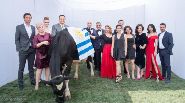 Filmare Uruguay ID CM fotbal
