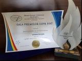La Gala Premiilor UZPR 2017
