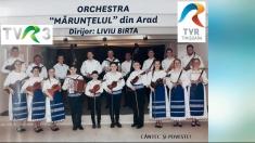 """Lansarea albumului de folcloric al orchestrei """"MĂRUNŢELUL"""" din Arad"""