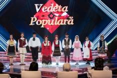 """Cântece de nuntă şi din folclorul minorităţilor, în semifinala """"Vedeta populară"""""""