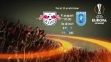 RB Leipzig - Universitatea Craiova, scor 3-1