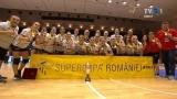 TVR a transmis în direct Supercupa României la Handbal masculin şi feminin