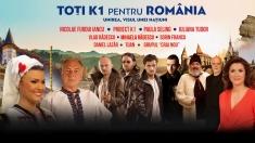 România Centenar, spectacolul tradițiilor pe scena Festivalului Cerbul de Aur