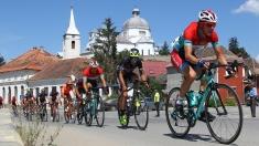 Momente cheie din Turul Ciclist al României se văd la TVR 1
