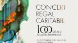 Concertul Regal Caritabil - în direct la TVR 3