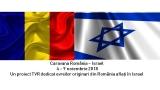 TVR 3  transmite în direct Caravana România-Israel