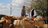 La Cetate, Dinescu găteşte cu şi pentru actorul Lucian Ghimişi